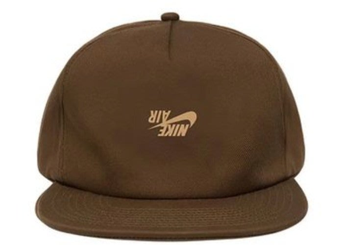 【美國鞋校】預購 Travis Scott Jordan Cactus Jack Highest Hat 五分帽 卡其