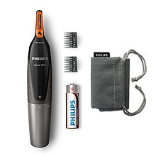 Philips - Nosetrimmer series 3000 鼻毛、耳毛及眉毛修剪器NT3160