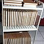 八五新 喜歡可議價 中國兒童大百科( 43鉅冊含2索引 )  含擺放的鐵架(IKEA)