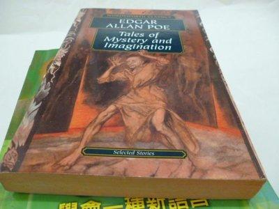 買滿500免運-《Tales of Mystery and Imagination》ISBN:1853260134│Words Worth