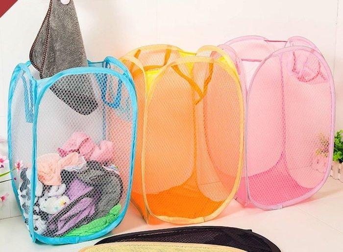 ❤❤心生活創意禮品館❤❤簡易 折疊 收納籃 收納箱 髒衣籃 玩具籃 置物箱 置物籃 儲物籃