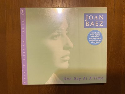 Joan Baez one day at a time 全新未開封 美版