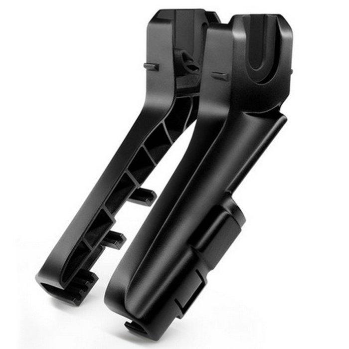 調音室嚴選 Racaro 兒童推車配件 提籃轉接器 連接器 支撐架 嬰兒童車提籃轉換 Guardia Privia適用