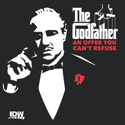 【陽光桌遊世界】教父 The Godfather: An Offer You Can't Refuse 正版桌遊