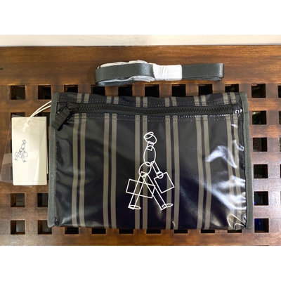 porter 旅行包  附側背帶可側背