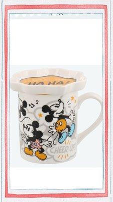 東京 disneyland購入 米奇馬克杯 含蓋子 Micky