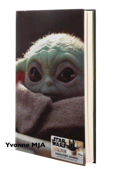Yvonne MJA 美國迪士尼 Disney 商品預購區 星際大戰 天行者 尤達大師 筆記本