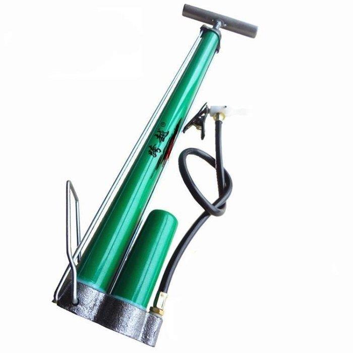 雨晴嚴選 高壓山地車打氣筒自行車汽車電瓶電動車籃球單車打氣筒YQ565