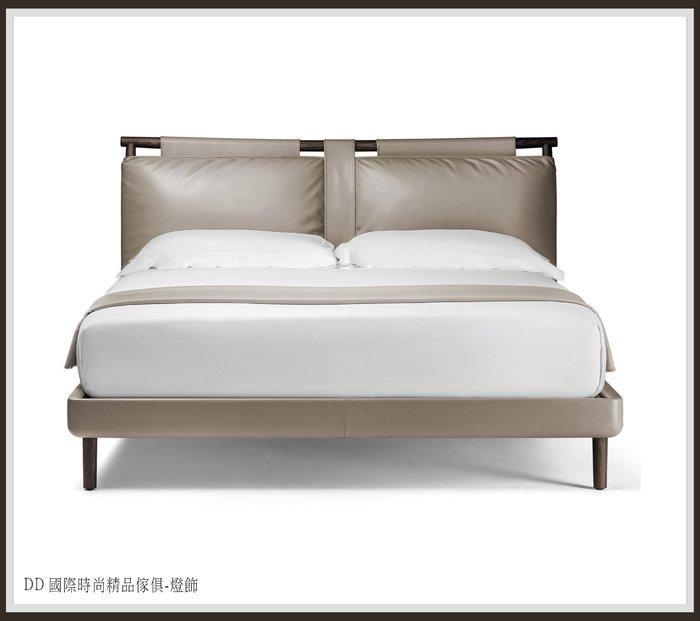 DD 國際時尚精品傢俱-燈飾 Poltrona FrauTimes bed (復刻版)訂製雙人床檯/床架