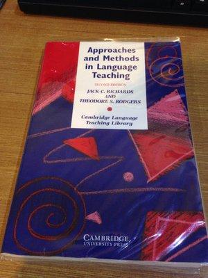 (全新書) Approaches and Methods in Language Teaching