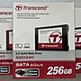 全新創見 SSD340 256G 固態硬碟附原廠硬碟轉接架 (MLC顆粒)