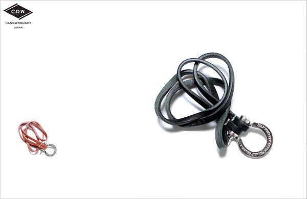 WaShiDa【CK-04LC】CDW - herbiex Long Leatherstrap 項鍊 鑰匙圈 聖誕 小物