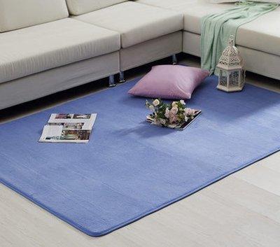 日系 訂製 珊瑚絨短毛地毯臥室客廳 居...