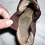 @╮全面淨空大特賣╭@八十一元亂亂標~~棕色亮麗時尚短筒靴