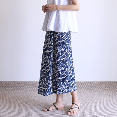 girlmonster 正韓 夏季島國風情薄紗裙 (藍/ 綠/咖啡)【A0253】