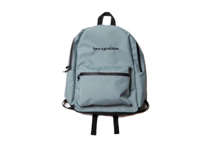"""[ LAB Taipei ] have a good time""""SIDELOGOBACKPAC""""(Blue Stone)"""