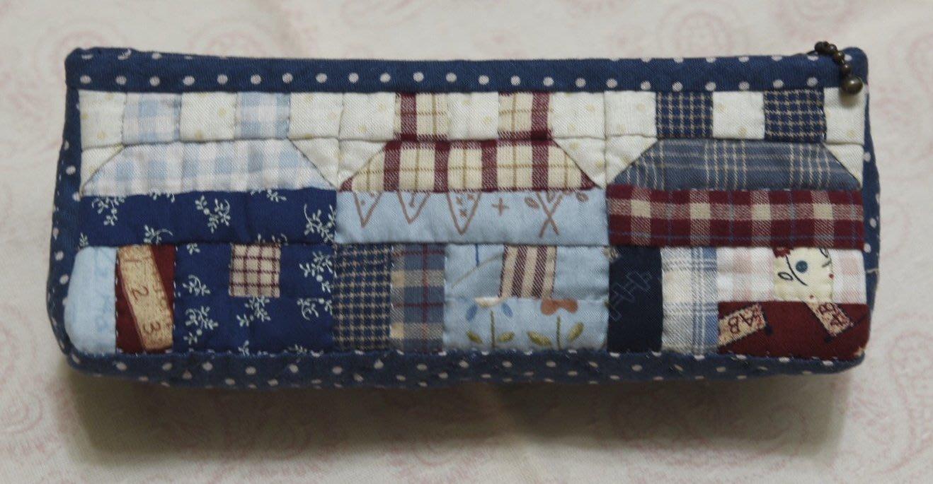 手作5:甜蜜家園筆袋收納包