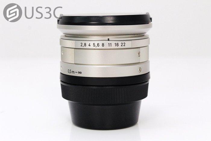 【US3C小南門店】Contax Carl Zeiss G Biogon T 21mm F2.8 旁軸廣角鏡 二手鏡頭 單眼鏡頭