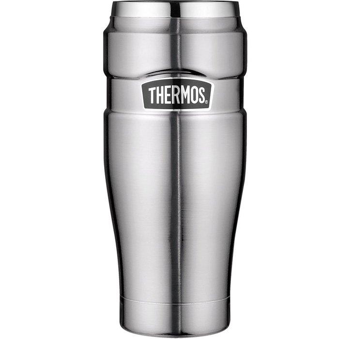 德國THERMOS 膳魔師 保冷保溫不鏽鋼真空杯 保溫杯 保冰杯 冰霸杯 兩色可選