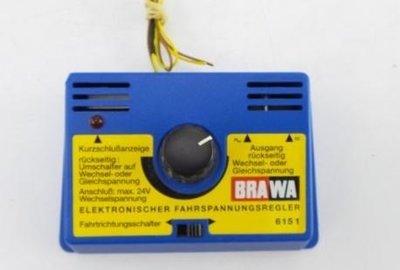 傑仲 博蘭 公司貨 BRAWA 燈具組 Electronic speed voltage regulator 6151