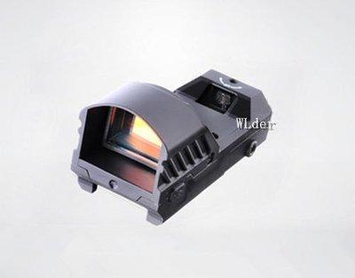 [01] SPINA 幻影 1X25 內紅點(L型 紅外線 外紅點 快瞄 定標器 狙擊鏡 瞄準鏡 紅雷射 綠雷射 雷射