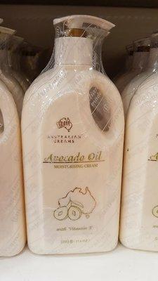 DCI澳洲代購~G&M綿羊油500g系列商品~~酪梨保濕霜