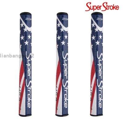 super stroke美國國旗新款推桿握把 握把 推桿握把