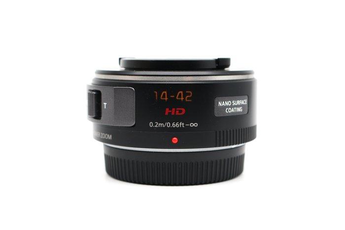 【高雄青蘋果】Panasonic LUMIX G X VARIO14-42mm f3.5-5.6 二手鏡頭 #32485