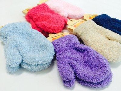 3-6歲 嬰兒 小孩 幼兒 手套 保暖 珊瑚絨 毛巾手套 加厚 現貨出清