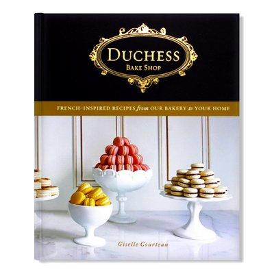 Duchess Bake Shop 公爵夫人面包店 高端法式糕點展示 家庭烘焙食譜 馬卡龍巧克力精致制作教程 美食食譜圖書 英文原版
