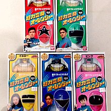 Power Rangers⚡️變身系列 一套全5種 超力戰隊🌟日版
