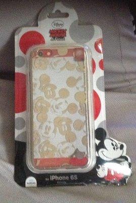 全新DISNEY 迪士尼 卡通 米老鼠 米奇 MICKEY 電鍍 保護殼 背蓋
