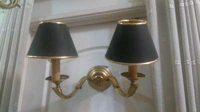 記憶的街角~英式古典壁燈(6)