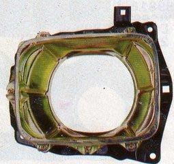 ((車燈大小事))TOYOTA HILUX RN40/45 `80-`83 /豐田 海力士 原廠型大燈架 高品質外銷品