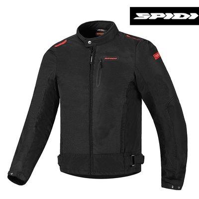 車系列用品SPIDI夏季薄款網眼透氣摩托車騎行服男四季機車賽車服防摔夾克