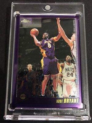 🐍2000-01 Topps Chrome #107 Kobe Bryant