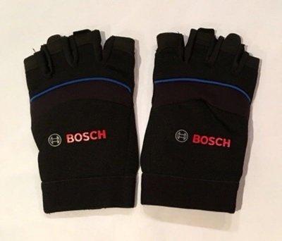BOSCH手套 工作手套 單車手套 (L號) 全新品 現貨供應