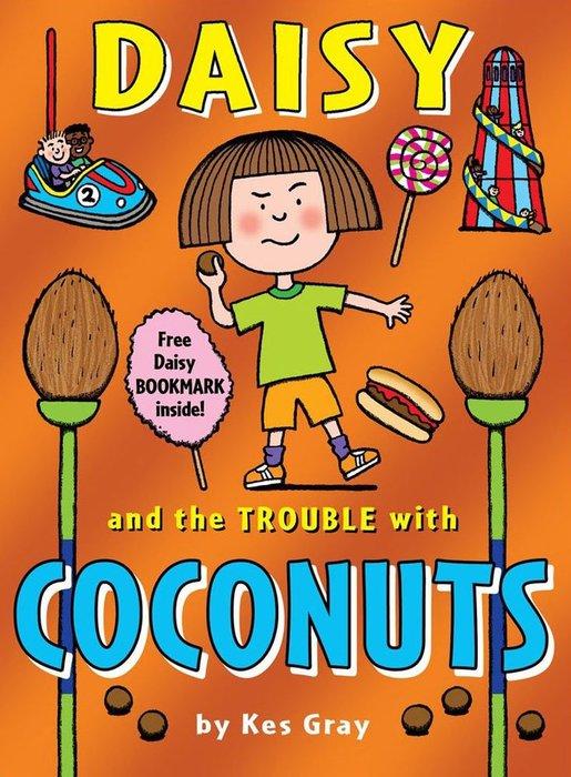 *小貝比的家*DAISY AND THE TROUBLE WITH COCONUTS/平裝/7~12歲