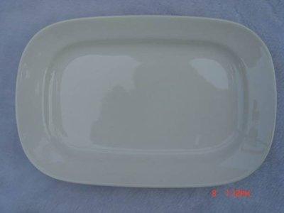 東昇瓷器餐具 大同強化瓷器9吋牛排盤 P9193