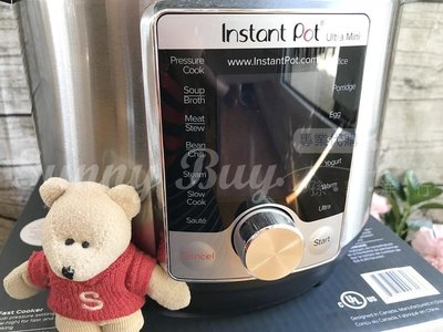 【Sunny Buy 】◎預購◎ 美國 Instant Pot 快煲電壓力鍋 2.83升/電鍋+壓力鍋