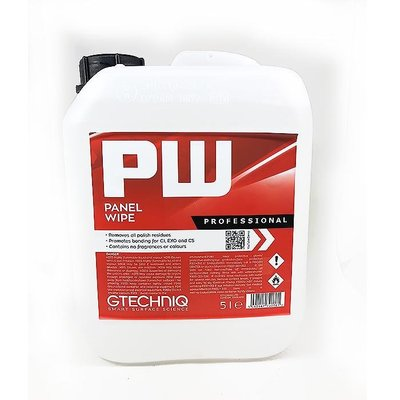 『好蠟』Gtechniq Panel Wipe Coating Prep 5L(GT 鍍膜前置/脫酯劑)