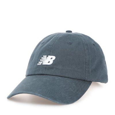 【Footwear Corner 鞋角】Classic Curved Brim NB Hat 藍色 電繡老帽