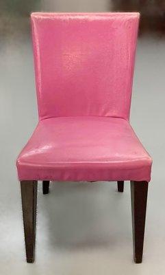 台中二手家具宏品 全新中古傢俱買賣大里 F112106*粉色皮餐桌椅 戶外休閒桌椅*麻將椅 泡茶桌椅 台北新竹台中