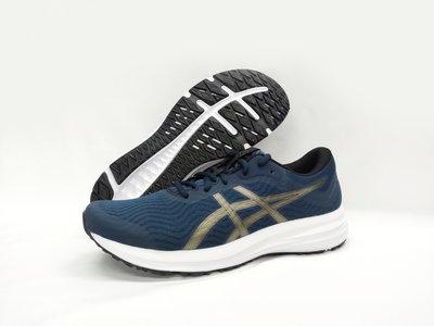 宏亮 Asics 亞瑟士 慢跑鞋 路跑 休閒 大尺寸26.5~28cm PATRIOT 12 1011A823-402