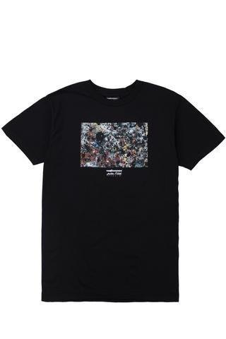 THE HUNDREDS JP SPLATTER T-SHIRT - 黑色【HOPES】
