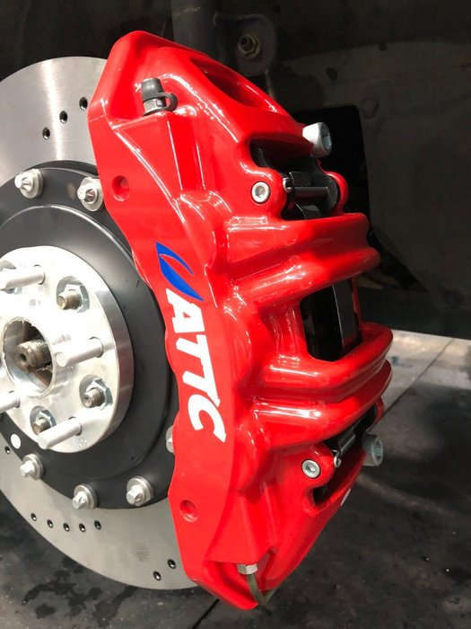 DJD19042423 全車系 ATTC 大六 一體鍛造大六活塞卡鉗 煞車套件  卡鉗煞車系統
