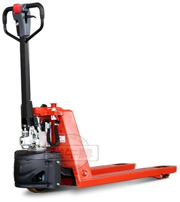 JPM經濟型半電動拖板車 JPM-20S 560*1150 荷重:2000KG