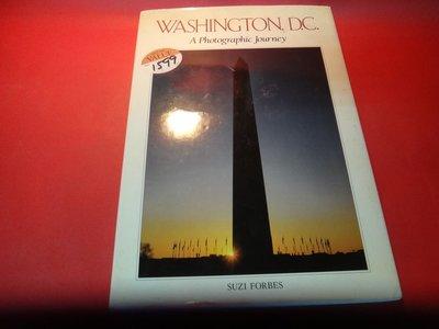 【愛悅二手書坊 23-13】Washington D.C.:A Photographic Journey 新北市