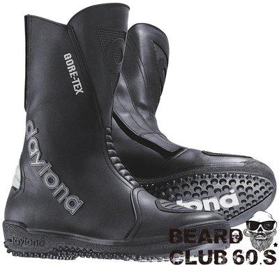 ♛大鬍子俱樂部♛ Daytona® Nonstop GORE-TEX 德國 原裝 手工 皮革 防水 防摔 車靴 賽車靴