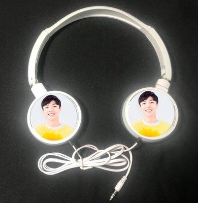 [東大][現貨]T17   偶像練習生ninepercent陳立農同款頭戴式耳機直插通用